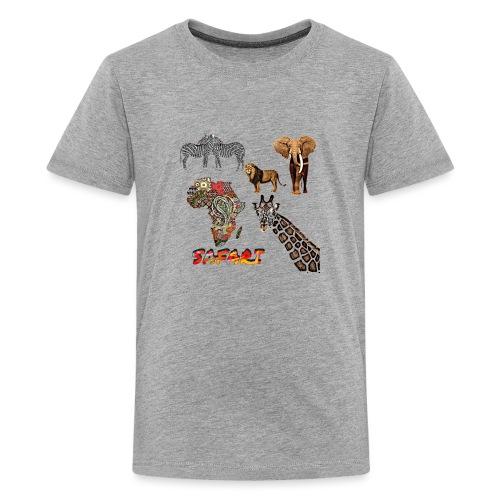 Safari africain - T-shirt Premium Ado