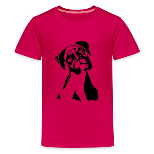 Boxer - Teenager Premium T-Shirt