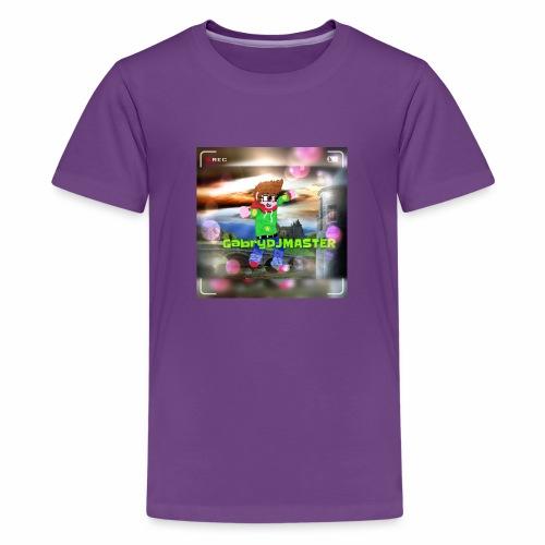 Il mio personaggio - Maglietta Premium per ragazzi