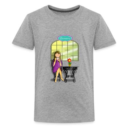 Tea time - Camiseta premium adolescente