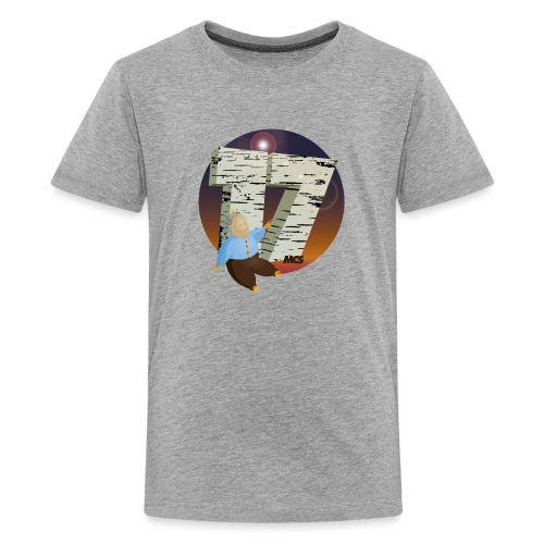 mcs2017 Visual - Teenager Premium T-Shirt