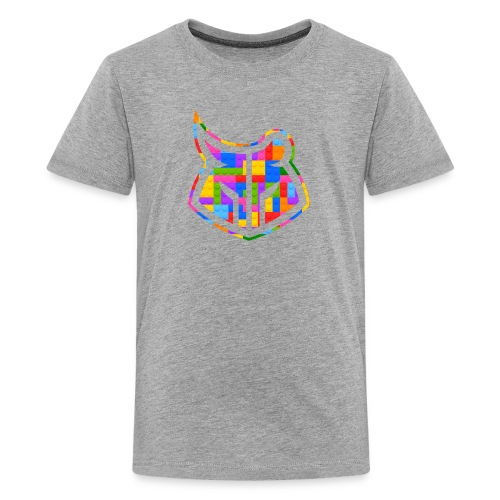 Stones - Pattern Collection - Teenager Premium T-Shirt