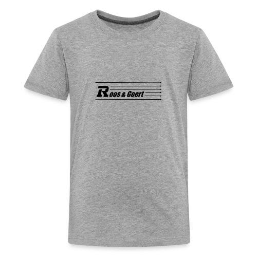 Roos & Geert - Teenager Premium T-shirt