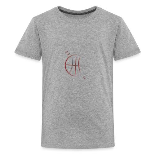 basket - Maglietta Premium per ragazzi