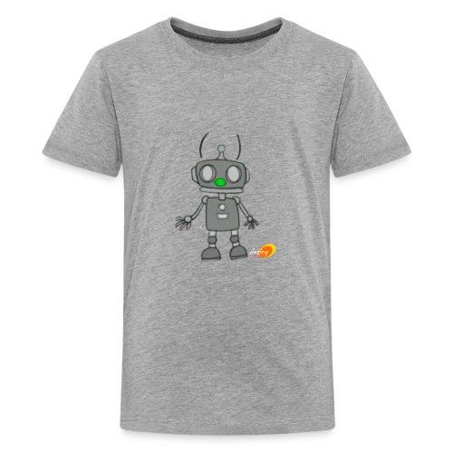 Robotino de desing impact - Camiseta premium adolescente