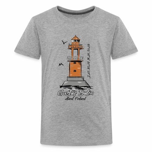 GUSTAF DALEN T-PAIDAT, MAJAKKATUOTTEET, LAHJAT - Teinien premium t-paita