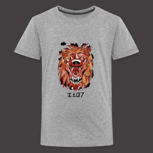 lion original - T-shirt Premium Ado