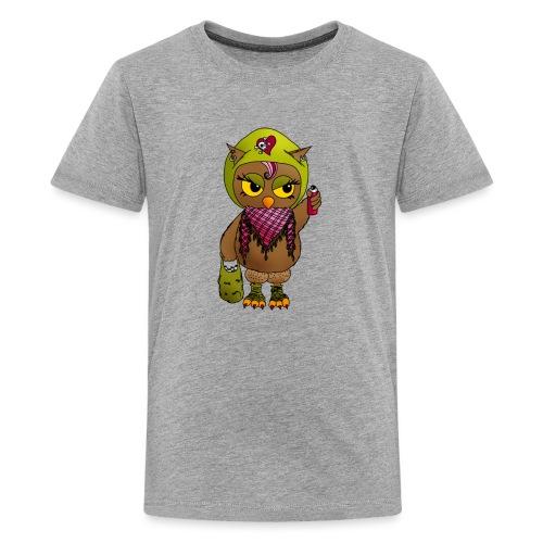 Eule FINE - Eulenclique - Teenager Premium T-Shirt