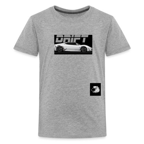 a aaaaa fghjgdfjgjgdfhsfd - Teenage Premium T-Shirt