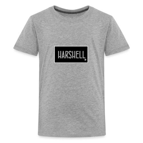 Simple Text | T-shirt [KIDS] - Teenage Premium T-Shirt