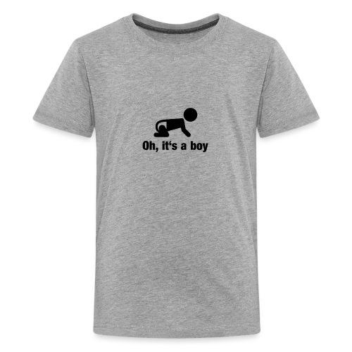 Baby Boy - Teenager Premium T-Shirt