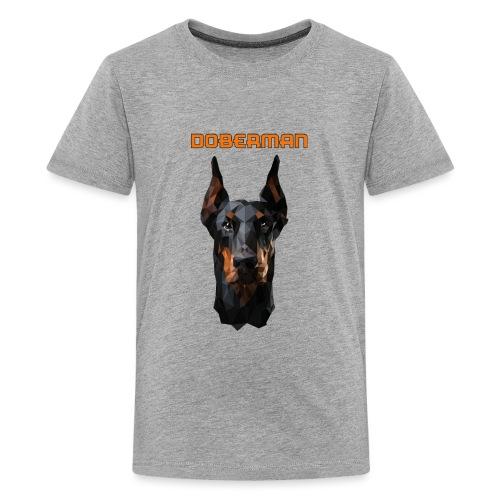 DOBERMAN - Teenager Premium T-shirt