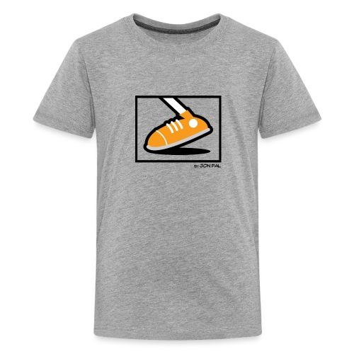 Jimy's Foot - T-shirt Premium Ado