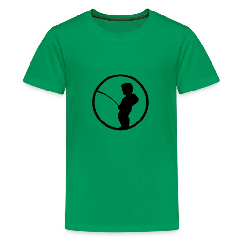Manneke Pis - T-shirt Premium Ado