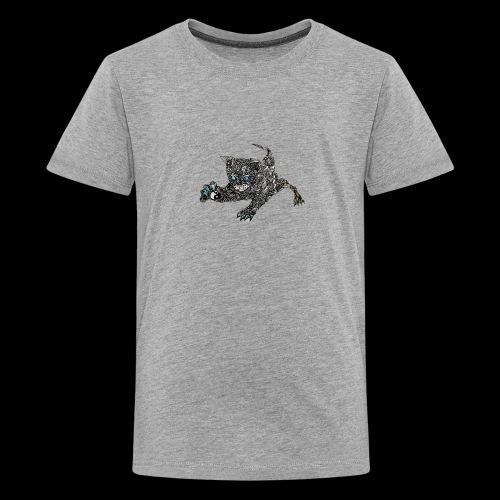 katze - Teenager Premium T-Shirt