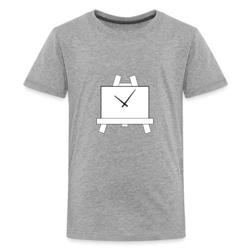 Time 4 Art - Teenager Premium T-shirt