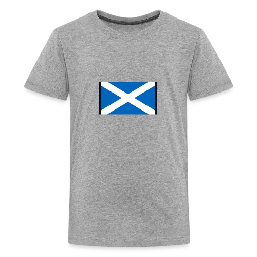 Scotland - Teenage Premium T-Shirt