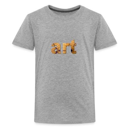 art - T-shirt Premium Ado