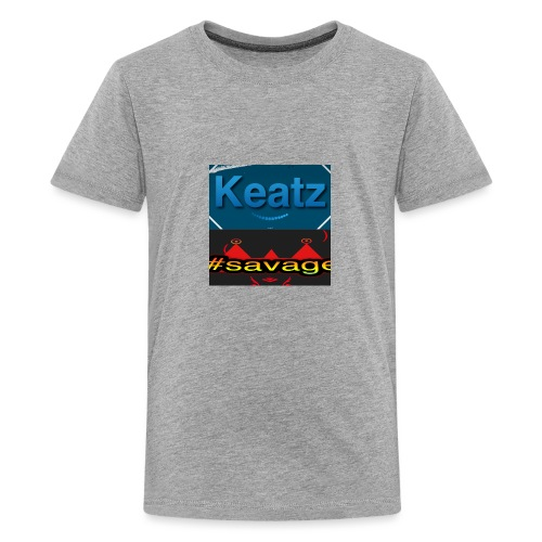 Savage Keatz - Teenage Premium T-Shirt