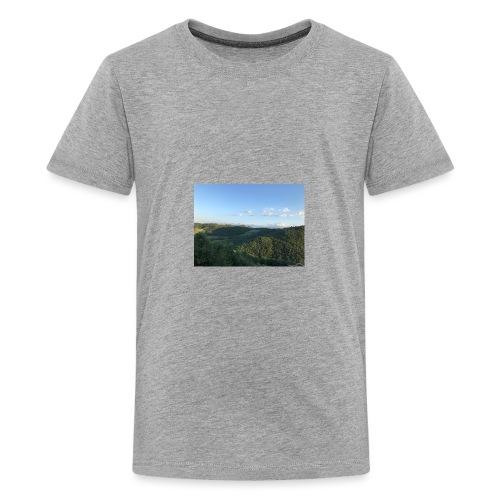 paesaggio - Maglietta Premium per ragazzi