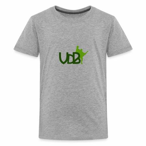 VdB green - Maglietta Premium per ragazzi