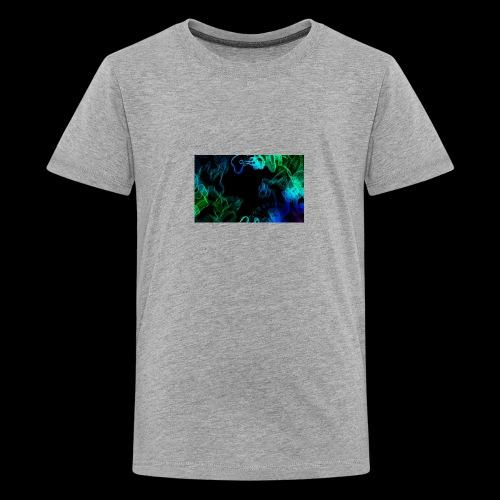 Signed with a flourish - Teenage Premium T-Shirt