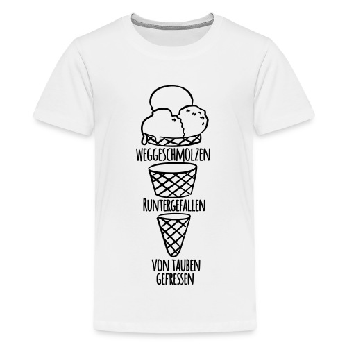 eis - Teenager Premium T-Shirt
