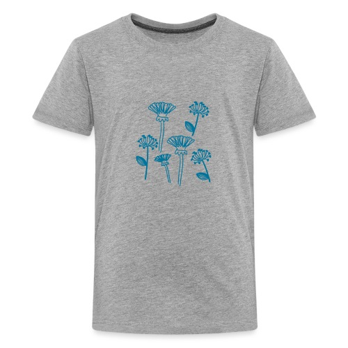 Blume - Teenager Premium T-Shirt