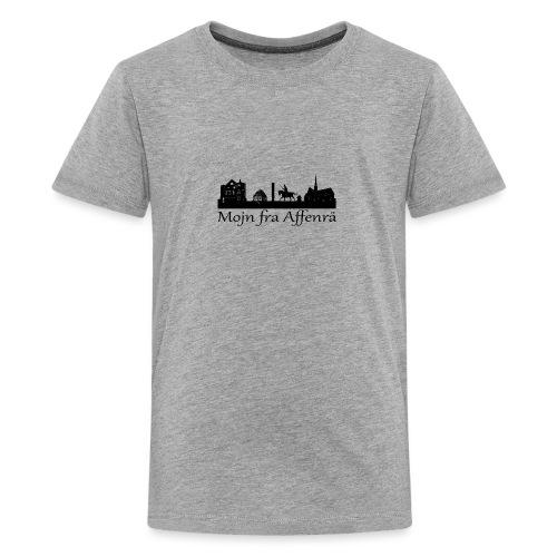 Mojn fra Affenrå! - Teenager premium T-shirt