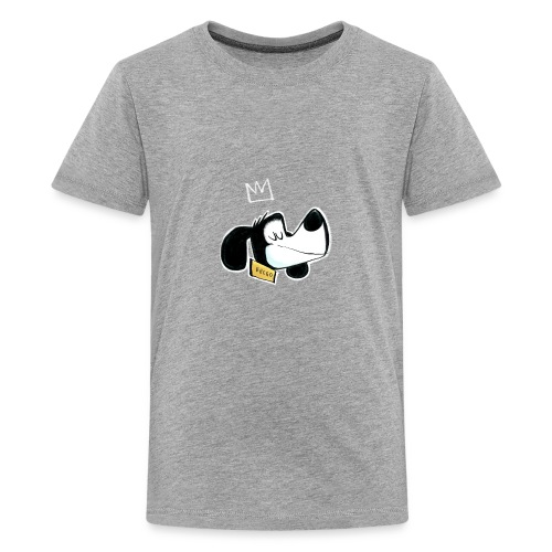 Kong Brego - Premium T-skjorte for tenåringer