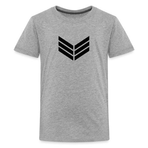 Pfeil Federn, Bogenschießen, Indianer, Schütze, - Teenager Premium T-Shirt