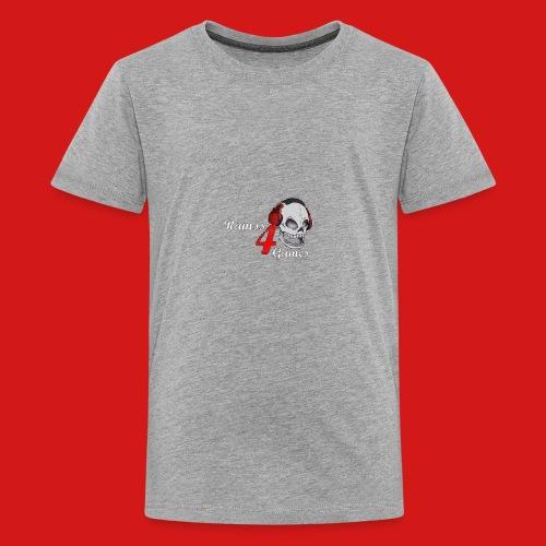 Ramos4games - Teenage Premium T-Shirt