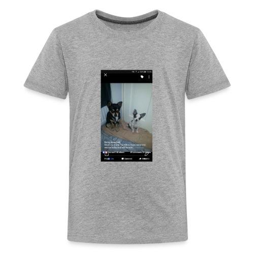 Dogs - Teenage Premium T-Shirt