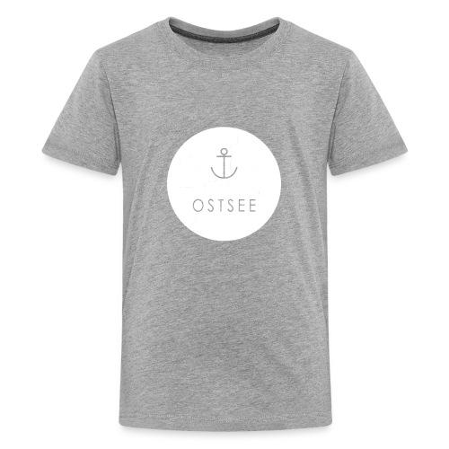 Ostsee Button - Teenager Premium T-Shirt