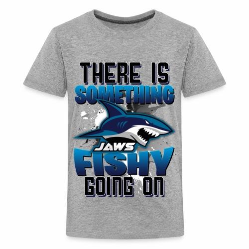 Something Fishy - Premium-T-shirt tonåring