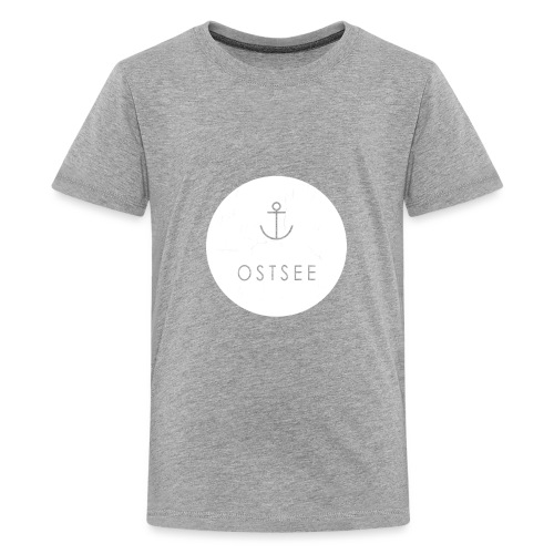 Ostsee Button - Teenager Premium T-Shirt