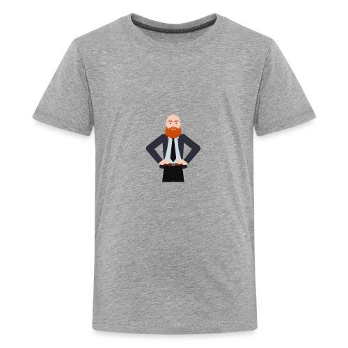 Thilos Logo - Teenager premium T-shirt