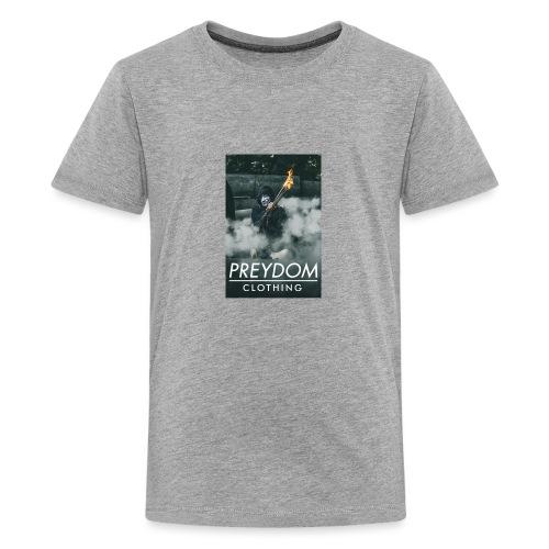 PREYDOM CLOTHING - Design 2 - Teenager premium T-shirt
