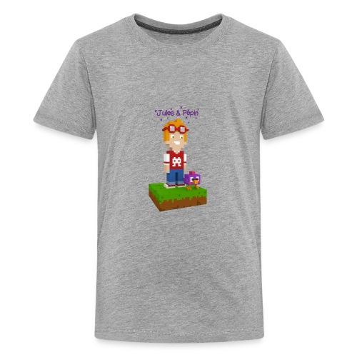 Jules et Pépin - T-shirt Premium Ado