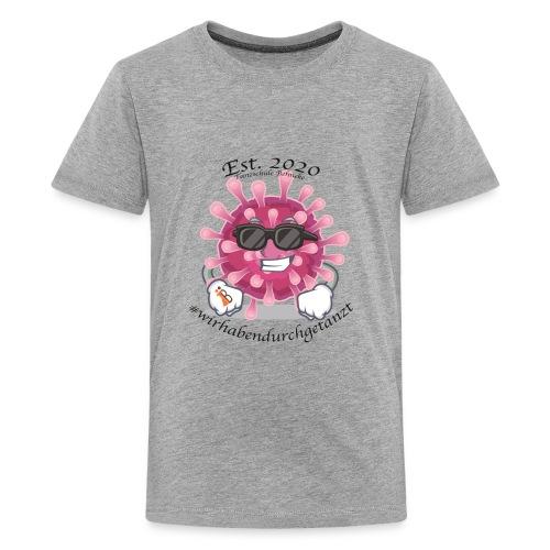 Corona Tshirt - Teenager Premium T-Shirt