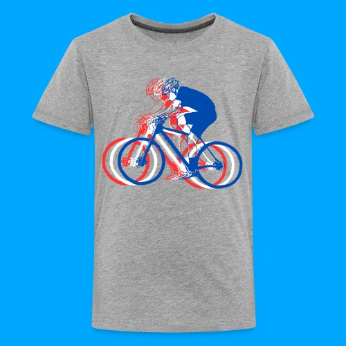 Bikes - Teenager Premium T-Shirt