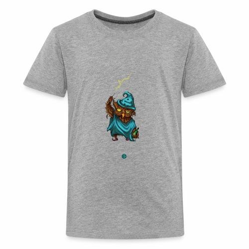 Drunken Owl - Teenage Premium T-Shirt