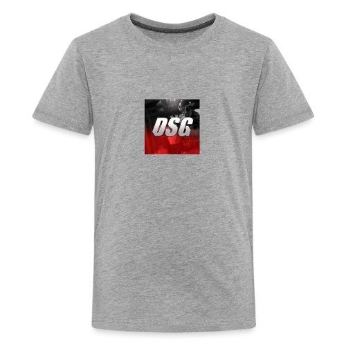 DSG logo - Teenage Premium T-Shirt