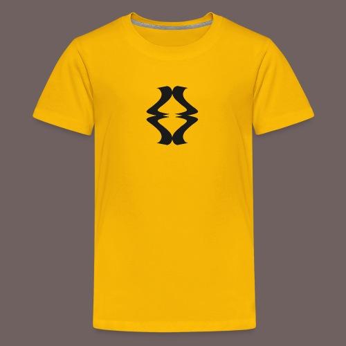 GBIGBO zjebeezjeboo - Rock - As de pique - T-shirt Premium Ado