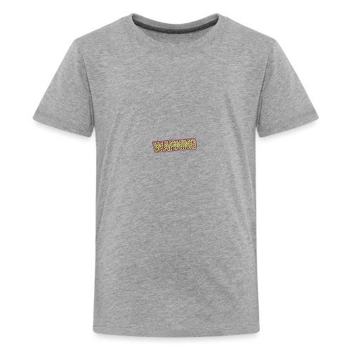 warning - Teenage Premium T-Shirt