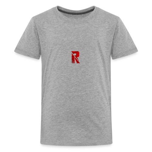 RaZe R Logo - Teenage Premium T-Shirt