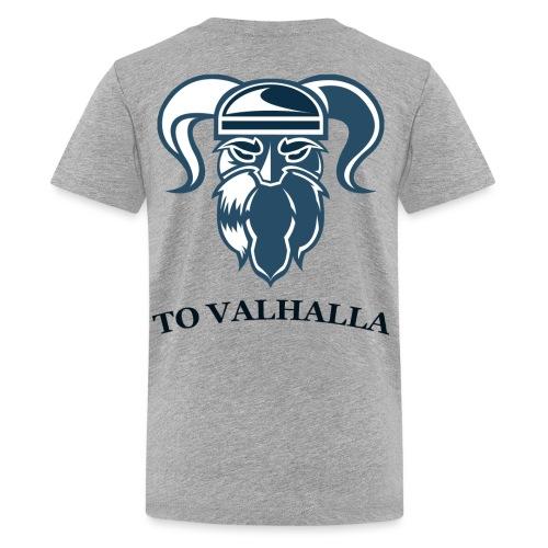 viking valhalla - T-shirt Premium Ado