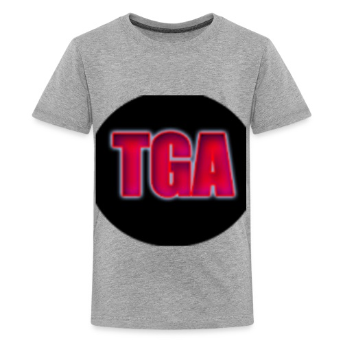 Untitled 2 png - Teenage Premium T-Shirt
