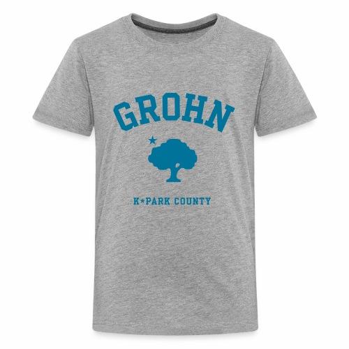 170426_KPARK_County_01-26 - Teenager Premium T-Shirt