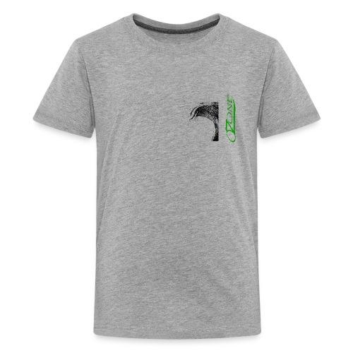 vague det - copie - T-shirt Premium Ado